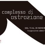 Alla Libreria Dessì di Sassari è visitabile fino al 30 novembre 2014 la mostra «Complesso di astrazione» di Stefano Puddu Crespellani.