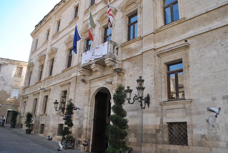 Palazzo Ducale 31 ottobre 2014 Area vasta ieri a Sassari l'incontro tra i sindaci.
