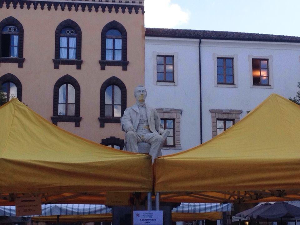 Piazza Tola Campagna Amica Sassari 19 novembre 2014