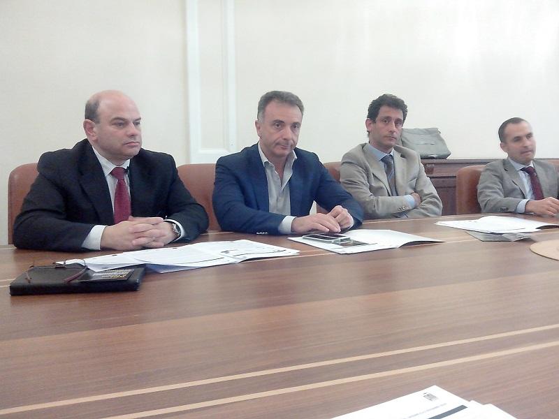 Sassari sindaco Nicola Sanna. In programma a Sassari giovedì 4 e venerdì 5 dicembre 2014 la XII edizione del Premio Nazionale per l'Innovazione