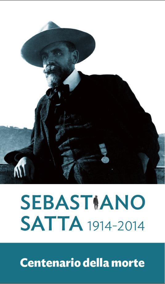 Sebastiano Satta 1914 - 2014