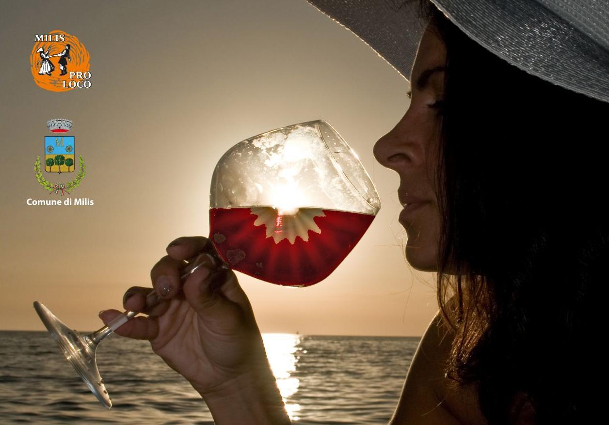 Milis 15 e 16 novembre 2014 Ventisettesima Rassegna Vini Novelli di Sardegna.