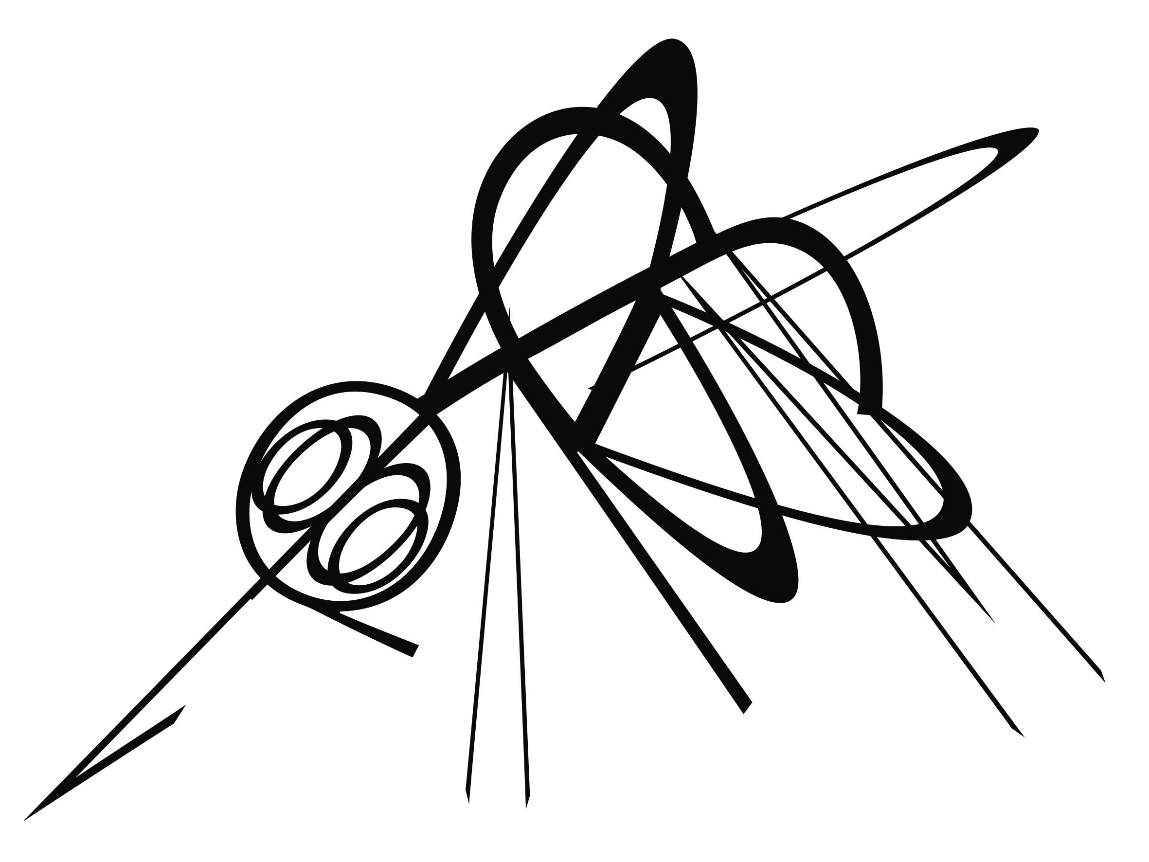 Zanzara. Mostra COMPLESSO DI ASTRAZIONE opere di Stefano Puddu Crespellani