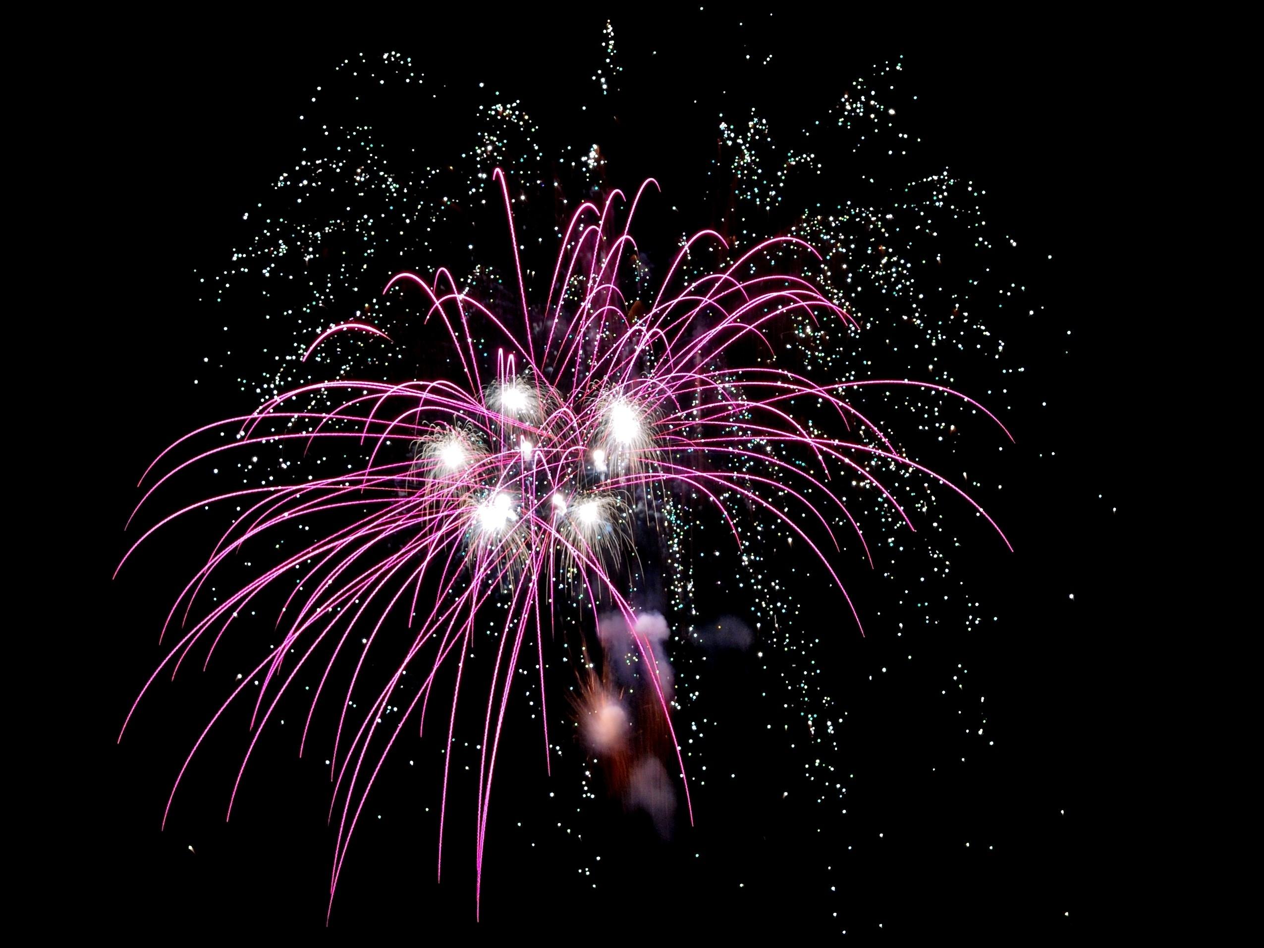 Fuochi d'artificio Stintino Capodanno
