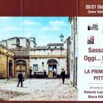 """""""Sassari Ieri … Oggi … Domani …"""" presenta la Mostra Pittorica Collettiva Luiu – Cauli – Conconi il 20 e il 21 dicembre 2014 a Sassari presso Corso Trinità 161."""