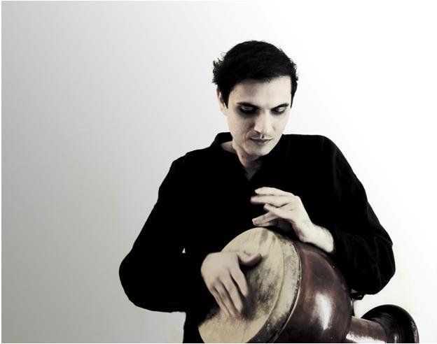Ai Confini tra Sardegna e Jazz XXIX Edizione 20 Dicembre 2014 Palanuraghe - Sant'Anna Arresi ore 21:00 Esclusiva Italiana Mohammad Reza Mortazavi