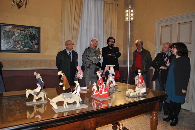 Sassari Mostra Tavolara Depero