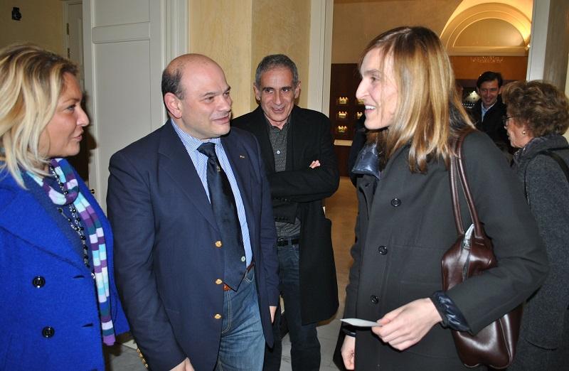 Sassari Nicola Sanna Caterina Collu, Inaugurata a Sassari Sabato 13 dicembre 2014 la mostra internazionale dei due grandi artisti del Novecento.