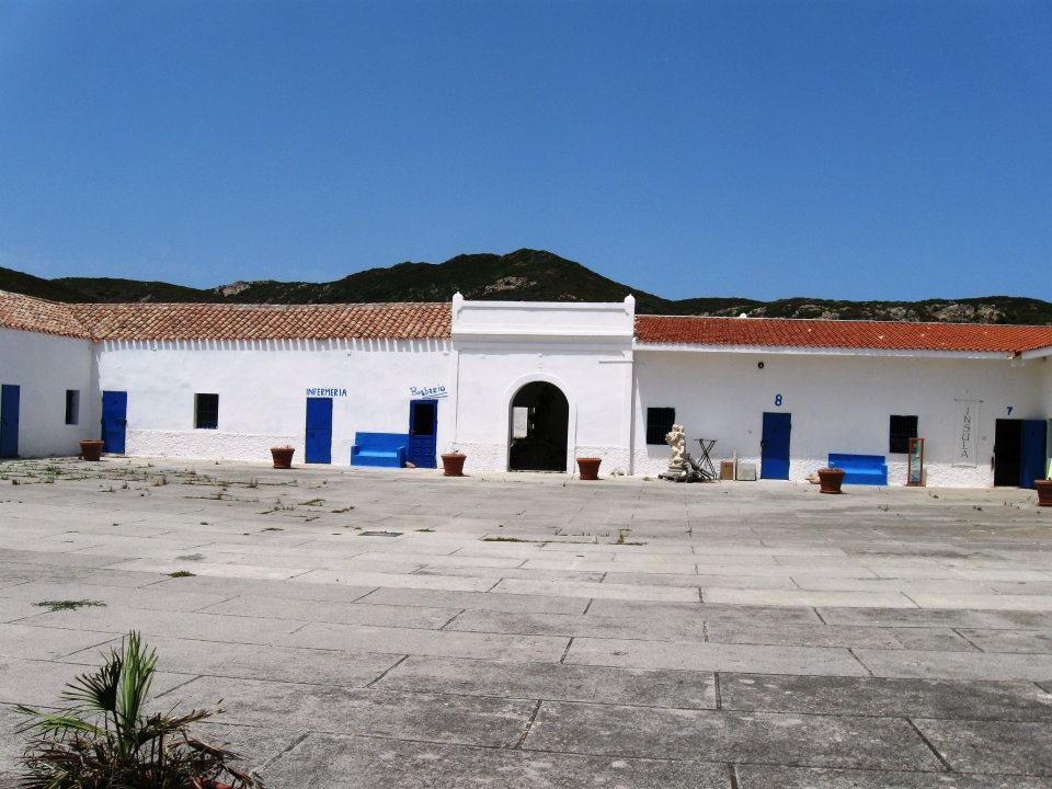 Parco dell'Asinara Provincia di Sassari