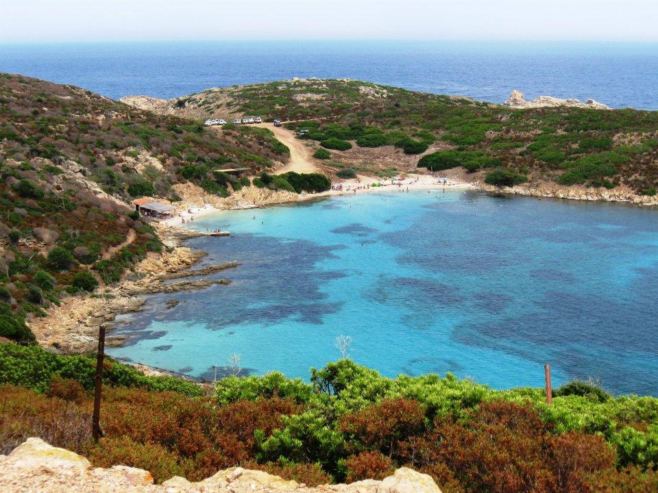 Parco dell'Asinara comune di Porto Torres provincia di Sassari
