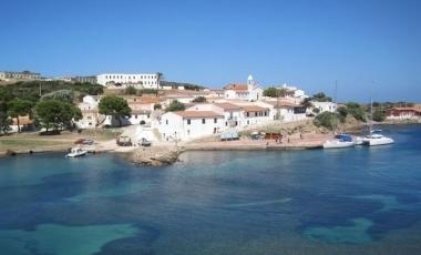 Asinara Cala d'Oliva