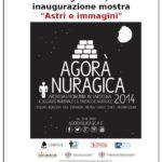 """Cagliari 26 gennaio 2015 al MEM Mediateca del Mediterraneo si inaugura la mostra """"Astri e immagini""""."""