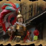 Il martirio di Sant'Efisio giovedì 15 gennaio 2015 il simulacro del Santo verrà portato durante la processione per le strade del centro cittadino di Cagliari per la Passio Sancti Ephisi.