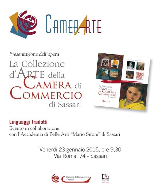 La Collezione d'Arte della Camera di Commercio di Sassari 23 gennaio 2015