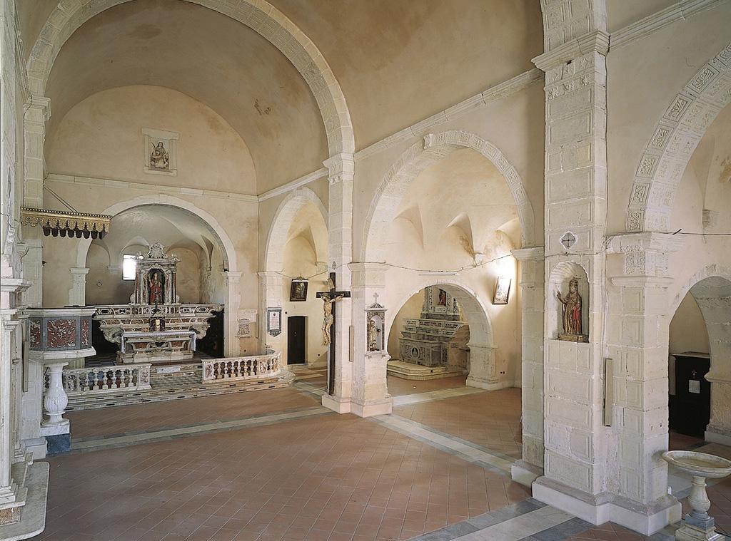 San Vero Milis Chiesa di Santa Sofia