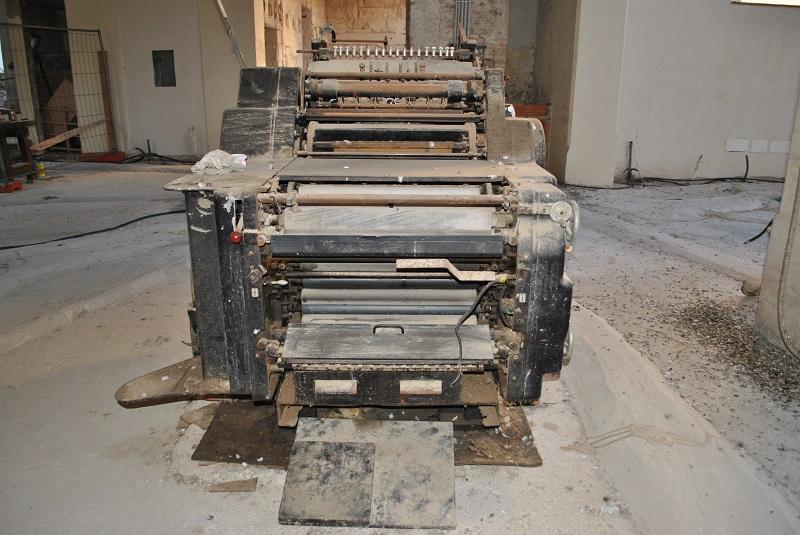 Sassari ex tipografia Chiarella al via i lavori di ristrutturazione diventerà una biblioteca