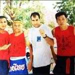 Muay Thai – Dalla Sardegna le prime partenze per Pattaya.