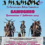 """1 Febbraio 2015 a Samugheo """"A MAIMONE"""" su Carrasegare Antigu e Massimo Onofri alla mostra del Museo Murats di Tavolara e Depero."""