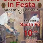 Cheremule in Festa Sabato 28 Febbraio 2015 degustazione di vini locali e prodotti tipici per le vie del paese.