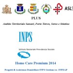 Home care premium 2014 progetto promosso dall'Inps di assistenza domiciliare in favore di 120 soggetti non autosufficienti (minori, adulti e anziani).
