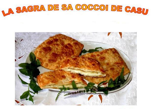 La Sagra de SA Coccoi de Casu Tonara mese di Agosto