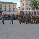 La Cittadinanza onoraria alla Brigata Sassari sarà conferita il 27 febbraio 2015 in occasione delle celebrazioni per i cento anni della sua fondazione.