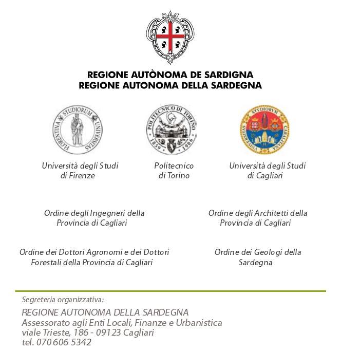 Strumenti per il paesaggio come accompagnare l'attuazione del piano paesaggistico, lunedì 9 marzo 2015 Aula Facoltà di Ingegneria via Marengo Cagliari.