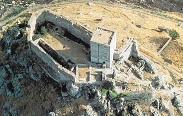 Burgos castello del Goceano gita Turistica organizzata per Pasquetta 6 aprile 2015 da Ajò in Pullman.