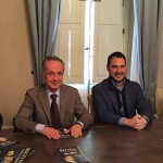 """Anteprima del """"Recital"""" del tenore turritano Francesco Demuro a Porto Torres il 25 marzo 2015."""