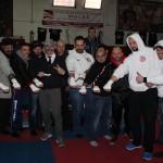 I segreti del cornerman. Un successo il corso tenuto a Sassari dal direttore tecnico della nazionale di Muay thai Angelo Tarantini.