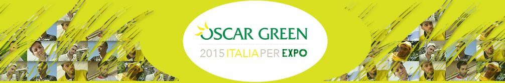 Oscar Green 2015 Italia EXPO. Al via l'Oscar green 2015: i giovani agricoltori innovatori saranno premiati all'Expò.