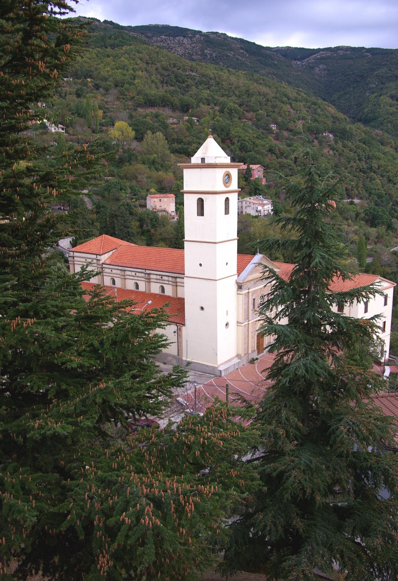 Tonara chiesa San Gabriele