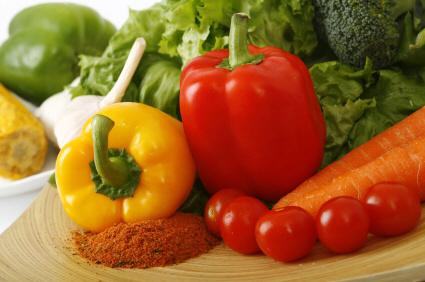 Verdura nell'alimentazione dei bambini