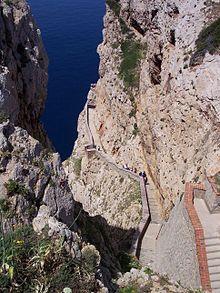 Alghero Grotta di Nettuno
