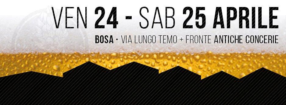 Bosa Beer Fest 24 e 25 aprile 2015