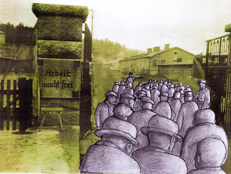 Venerdì 24 aprile ore 18 inaugurazione Mostra il Ghetto Cagliari. Vittore Bocchetta. Vita e Arte di un antifascista.