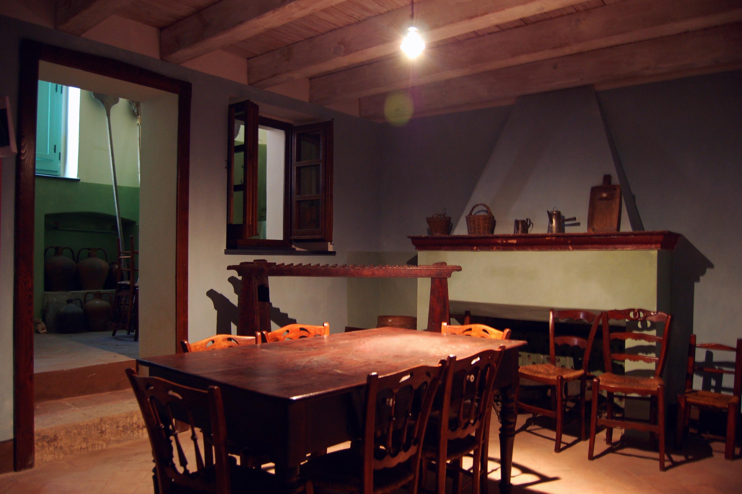 Domus Guspini la Cucina Casa Murgia