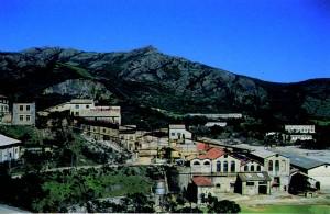 La miniera di Montevecchio Guspini