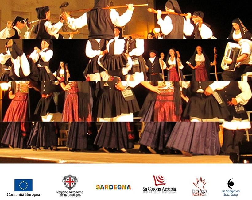Il Consorzio Turistico Sa Corona Arrùbia e i 20 comuni consorziati, promuovono la seconda edizione del Seminario di Ballo Sardo.