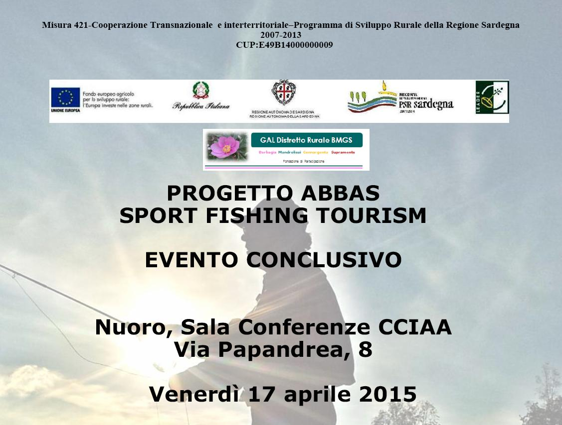 PROGETTO ABBAS Sport Fisching Tourism