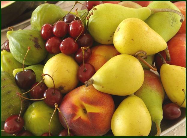 Frutta mista Azienda Agricola Conca'e Janas