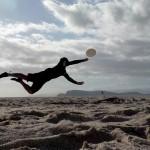 Sundisc 2015 primo torneo internazionale di Beach Ultimate Frisbee in Sardegna dal 17 al 19 aprile 2015 lungomare Poetto di Quartu località Margine Rosso.