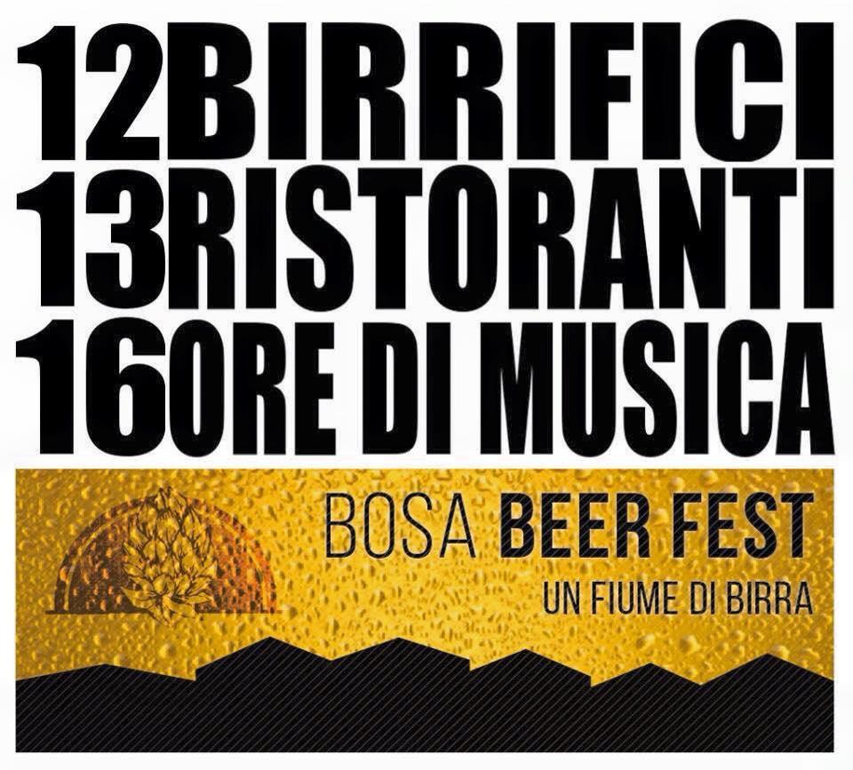 """#unfiumedibirra 1^ Edizione di """"Bosa Beer Fest"""" nello splendido scenario delle Vecchie Conce 24 e il 25 aprile 2015. Ajò in Pullman a ...... al Bosa Beer Feest."""