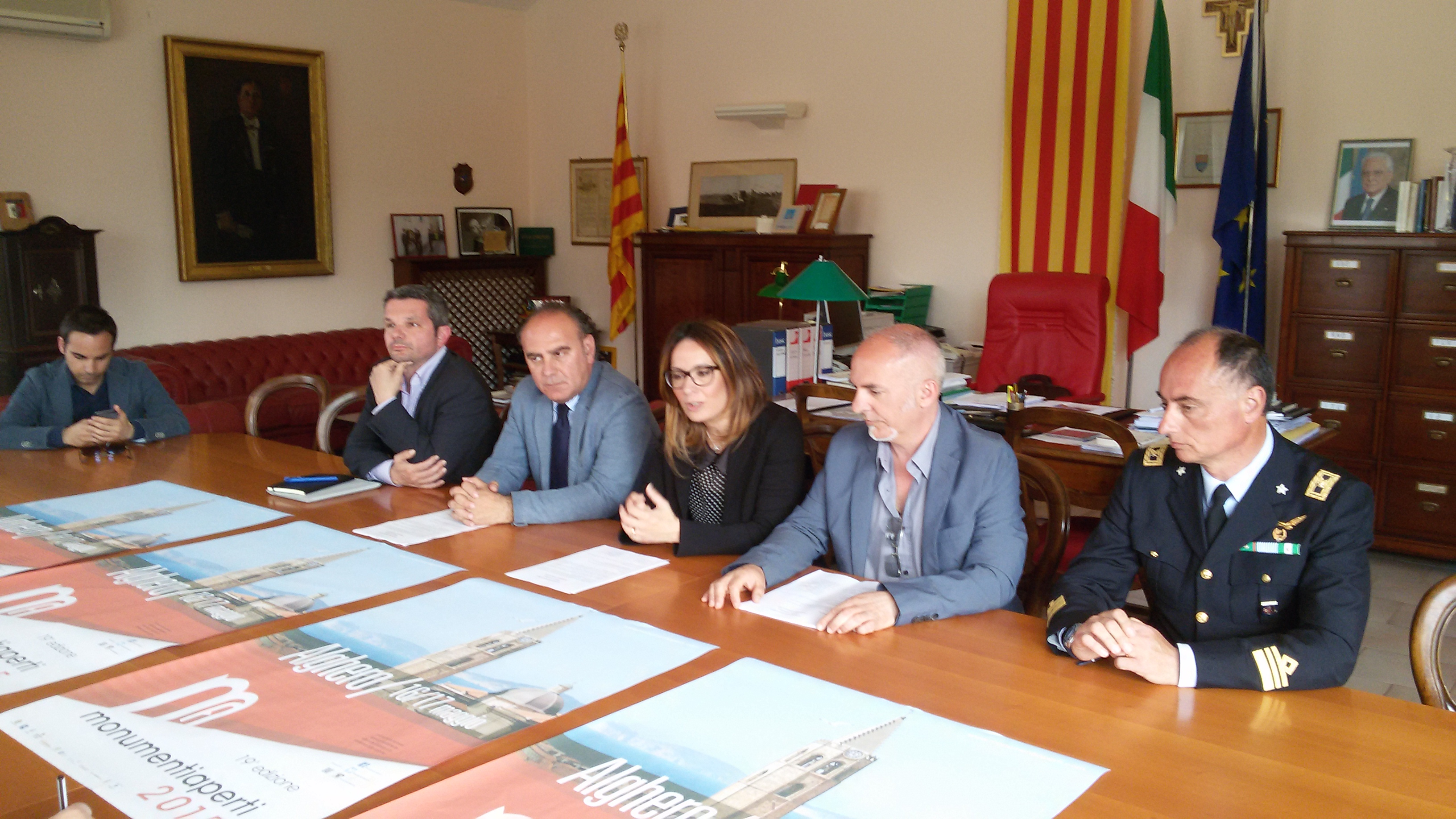 Alghero Monumenti Aperti Sabato 16 e Domenica 17 maggio 2015.