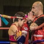 Michela Demontis giovane sassarese porta a casa la Coppa del mondo di muay thai e kick-boxing.