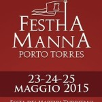 La Festha Manna per i Martiri Turritani dal 23 al 25 maggio 2015.