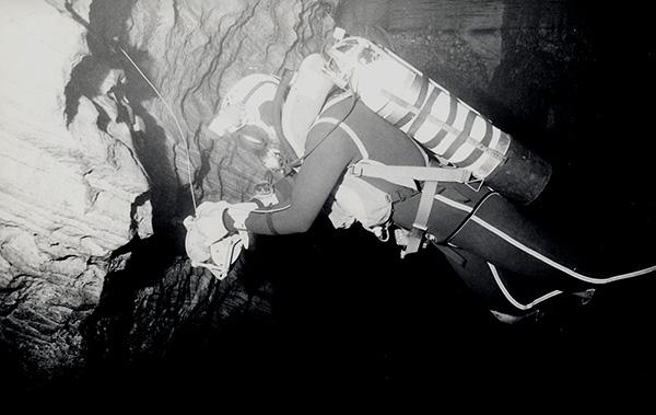 Le ricerche speleologiche e speleosubacquee si sono sviluppate nell'arco di ben 60 anni in Sardegna.