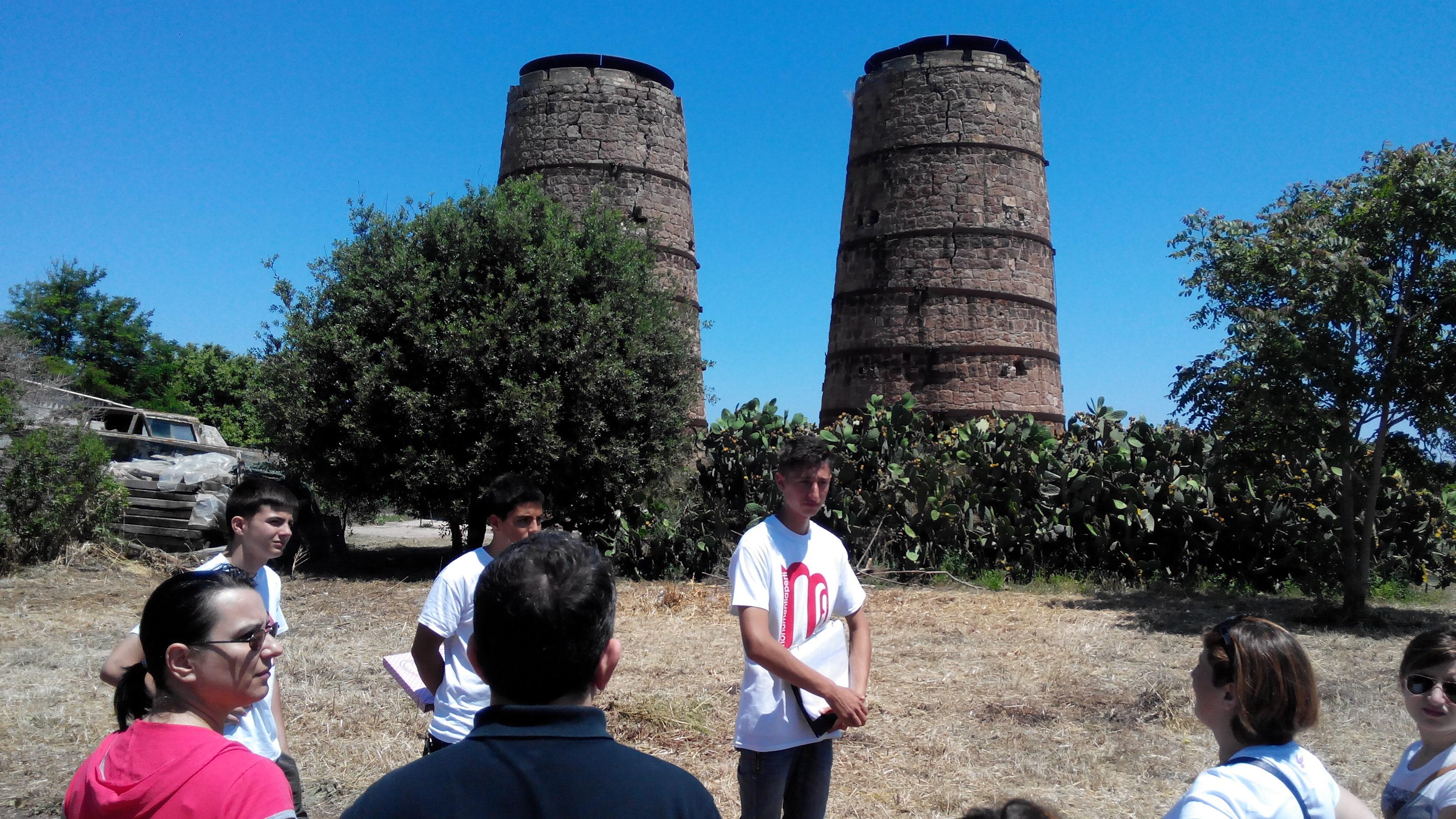 Monumenti aperti a Porto Torres il 16 e il 17 maggio 2015 l'evento didattico e culturale punta i riflettori sui tesori della città.