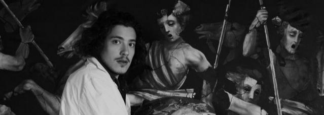 """Jacopo Scassellati presente con le sue opere alla mostra """"Nel segno di Ares. Armi di guerra, frammenti di pace"""" al Museo Nazionale Sanna di Sassari visitable fino al 15 ottobre 2015"""
