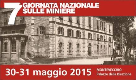 Montevecchio uno dei più importanti palazzi dell'epopea mineraria sarda visitabile gratuitamente il 30 e 31 maggio 2015 per la VII Giornata Nazionale sulle Miniere